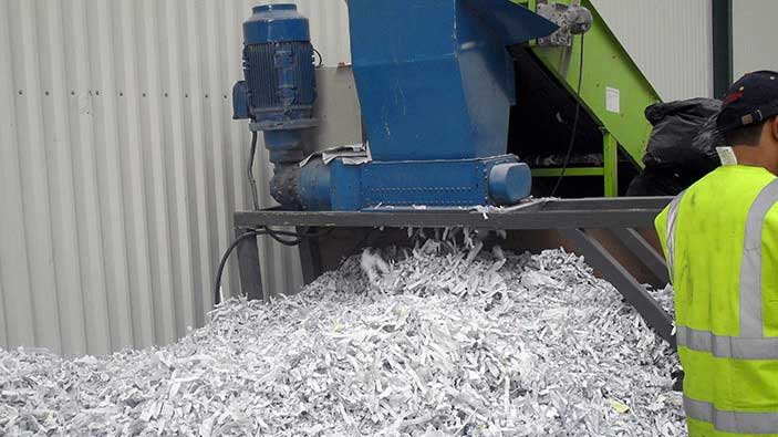 shredding-machine