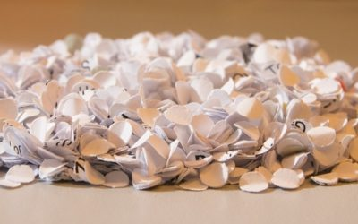 4 Key Business Benefits To Outsourcing Your Shredding